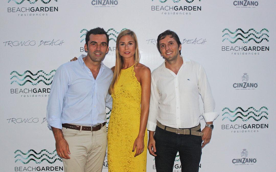 FOTOS: Presentación del lanzamiento de Beach Garden Residences