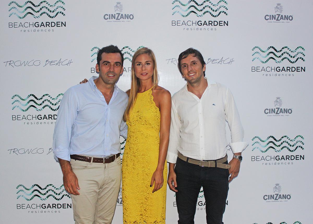 El equipo Beach Garden Residences