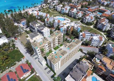 beach-garden-residences-condos-for-sale-punta-cana-vista-aerea-exterior