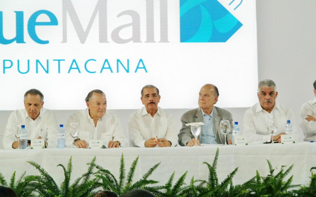 Inauguración de Blue Mall Punta Cana